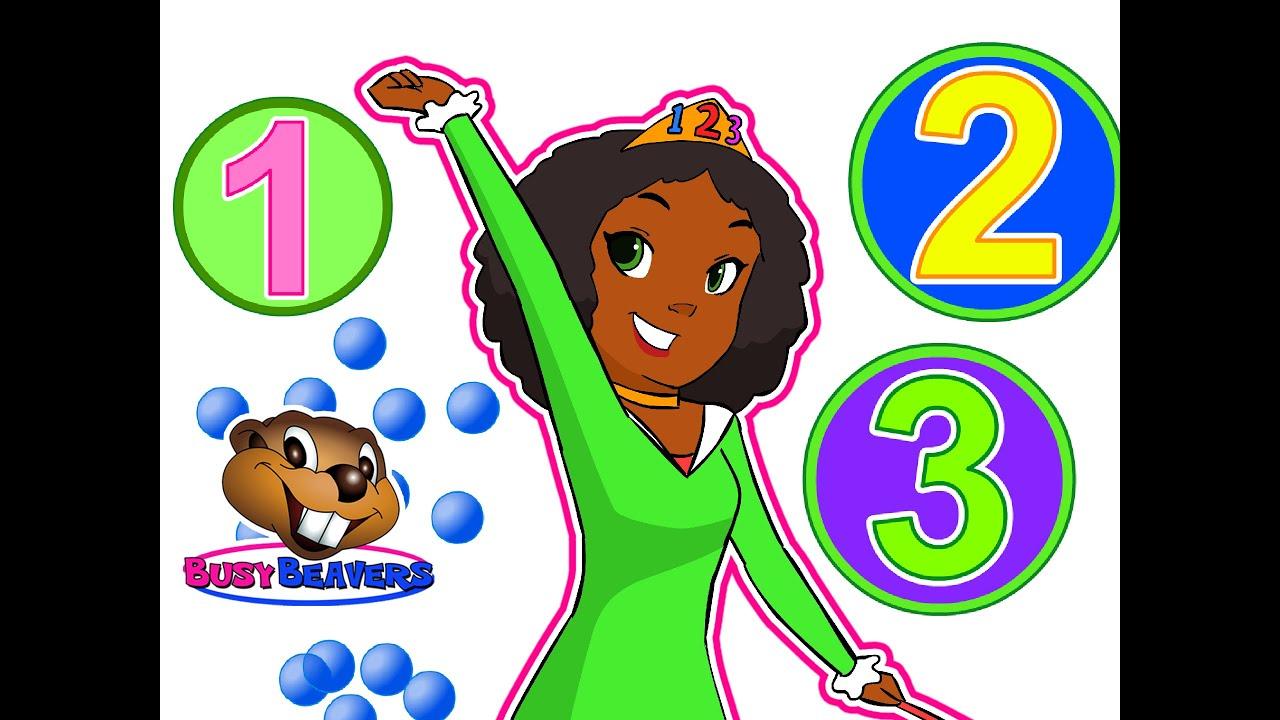 """Princess 123s"""" 2"""
