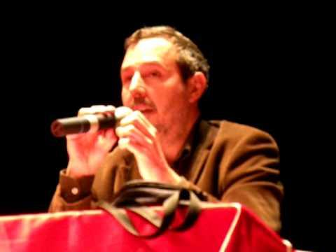 Francesco Marino presenta la nuova stagione teatrale 2010 del comune di Cassano Allo Ionio 1