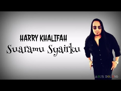 Suaramu Syairku-Harry Khalifah