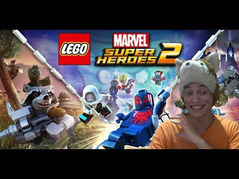 Lego Marvel Super Heroes 2 (Pc) Olha o cara que é Marvista (