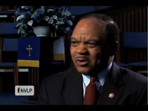 Walter Fauntroy Talks About Obama - Clip 1