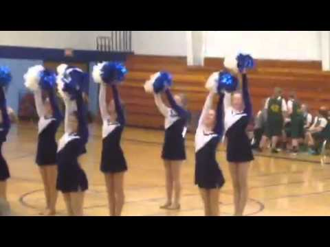 Wrightstown Middle School Dance Team