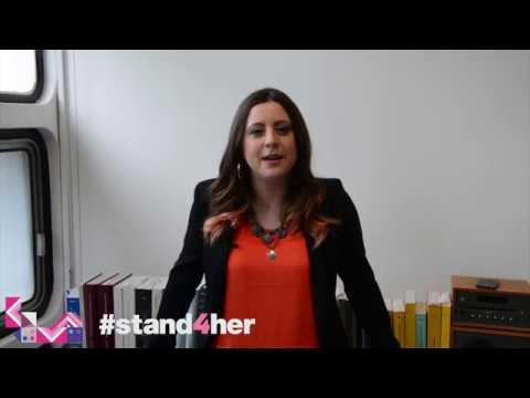 #stand4her - Mariana from Argentina