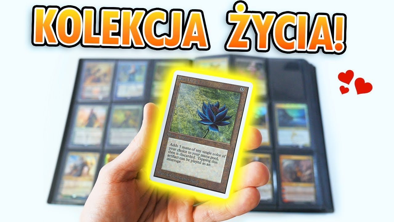 Moja MASYWNA KOLEKCJA Kart! Magic: the Gathering Polska