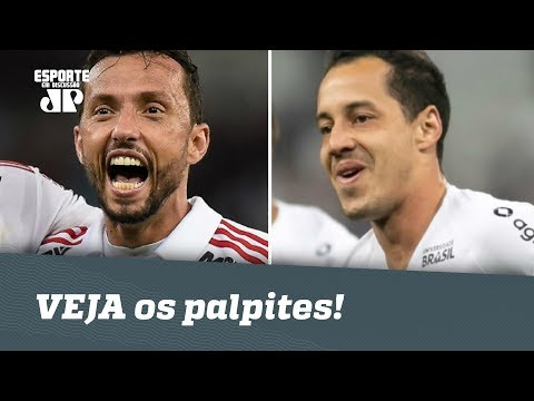 São Paulo x Corinthians: VEJA palpites dos JORNALISTAS!