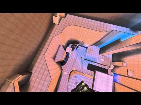 Quake 3 DeFRaG: [amt-freestyle3]-[preROX-tel-ob 1x 1x=3x]