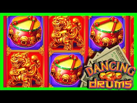 I LOVE IT WHEN A SLOT MACHINE LISTENS TO ME! ( Dancing Drums, Jade Palace, Neptune's Kingdom & More) - 동영상