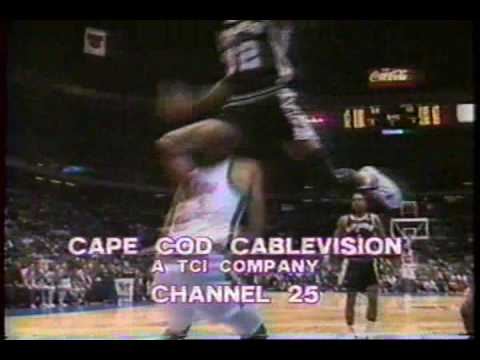 1992 NBA Playoffs on TNT Commercial