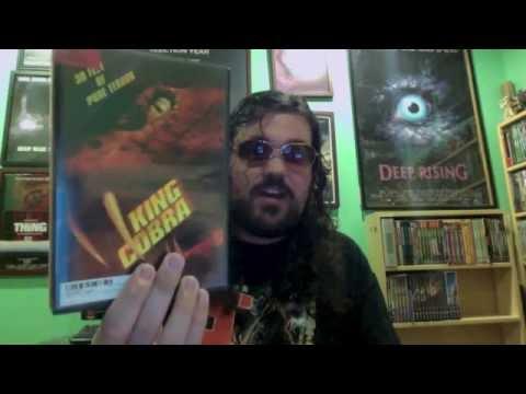 King Cobra 1999 Rant Movie Review Youtube