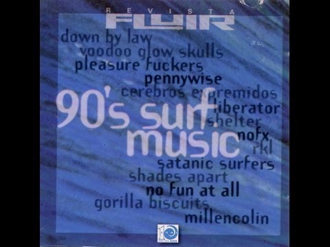 90's Surf Music - Revista Fluir 130 full album