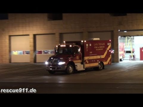 Rescue 1 Las Vegas Fire-Rescue