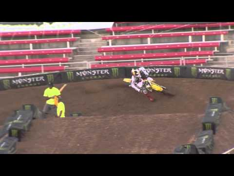 2013 Monster Energy Cup - James Stewart Interview on Press Day
