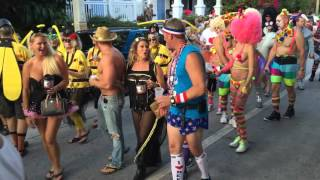 2015 Key West Local's Parade - Part 2