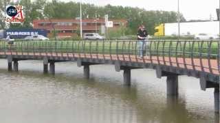 Dordrecht bicycle bridges (1)