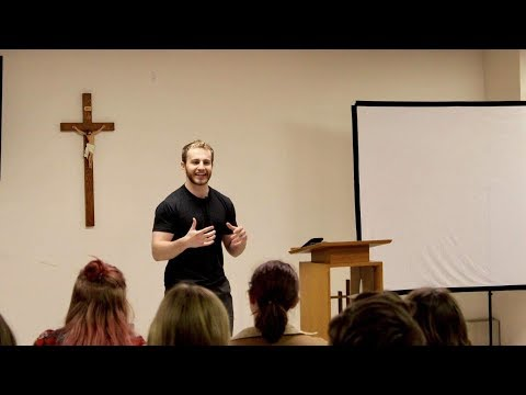 Zach Gonring - The Meaning of the Eucharist | Encounter Retreat 2019