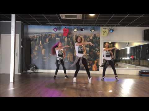 Ariana Grande -Focus (coreografie)