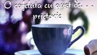 Te invit la o cafea!~buna dimineata!~