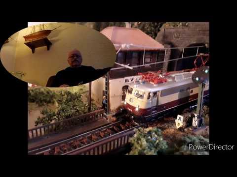 Modellbahn Spur n #245 Ergänzung zum Video #244  E 10.12  / BR 112 267-0