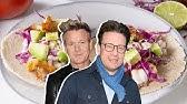 Gordon Ramsay Vs. Jamie Oliver: Who Has The Best Taco Recipe?   Celebrity Snackdown   Delish
