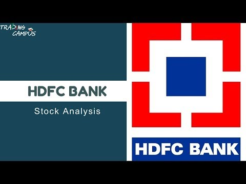 HDFC BANK Share Technical Analysis : 14 August 2017