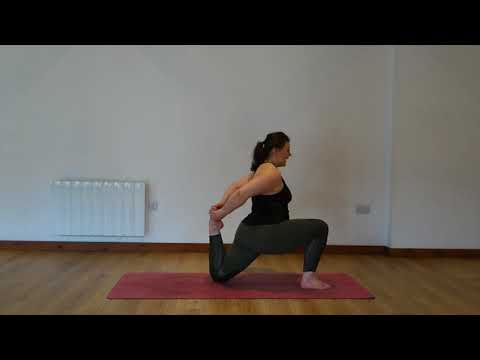 Yoga Osteo Intense Quad Stretch