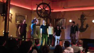 Impro Against Humanity - Handjob das Musical