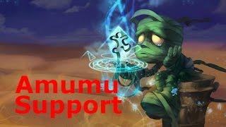 Freaky Friday, Episode 9, Amumu Support!