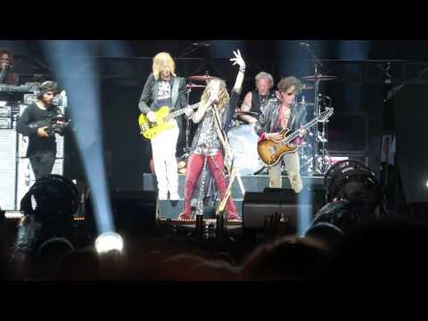 Aerosmith - The Last Child - KAABOO Fest Del Mar CA - 2016.09.17