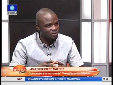 LASU Union President Insists On Paying N46, 500 Tuition PT1