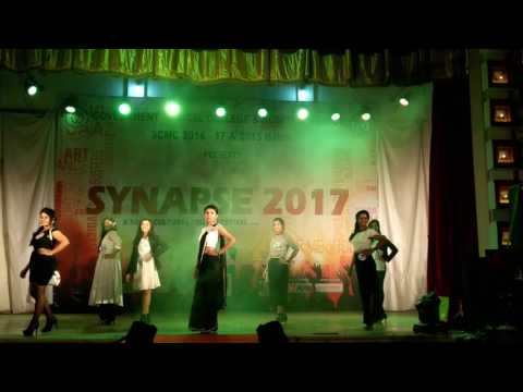 FLAMEBOYANCE | FASHION SHOW 2017 | PERSONALITY CONTEST | GMC Nagpur | SYNAPSE 2017