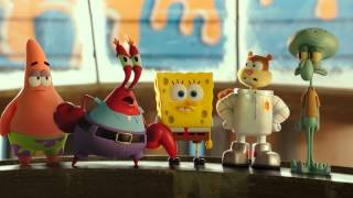 Губка Боб 2015 The SpongeBob Movie: Sponge Out of Water трейлер