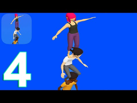 Tower Run Grow Your Tower Gameplay Walkthrough Part 5 Level 57-77 (IOS/Android)