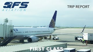 TRIP REPORT   United Airlines - 737 900 - Denver (DEN) to New York (LGA)   First Class