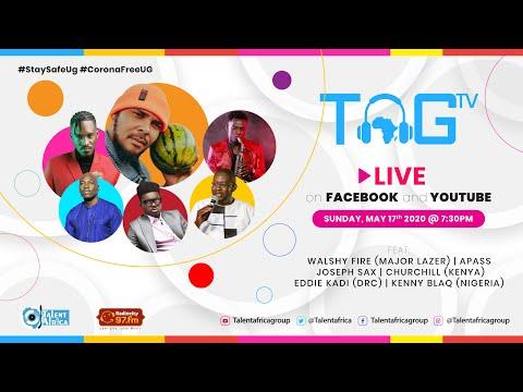 TAG TV LIVE Episode 9