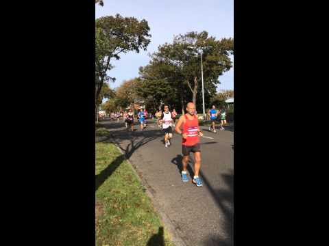 Bournemouth Marathon October 5th 2014