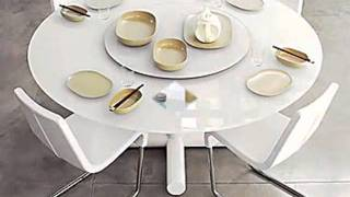 Designer, Recanati Modern Dining Table, Party Fixed Dining Table
