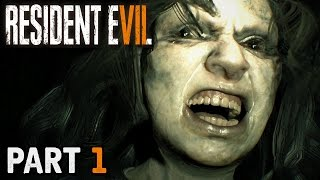 Resident Evil 7 PS4 PRO Gameplay Deutsch #01 - Welcome to the Family Son