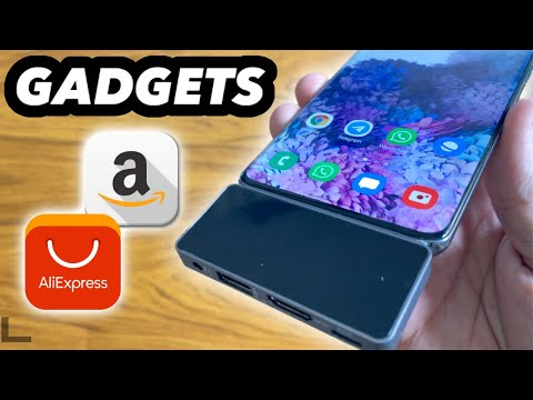 Gadgets AMAZON y ALIEXPRESS Geniales y MUY UTILES!!