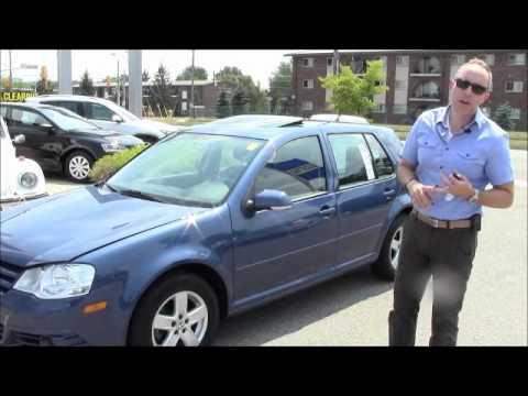 2008 VW City Golf at Volkswagen Waterloo with Mike Raab