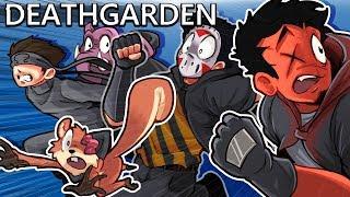 DeathGarden - WE MUST ESCAPE! (Runners Vs Hunter)