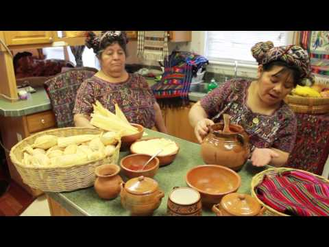 Mayan Heritage Part Three - Guatemalan Tamales