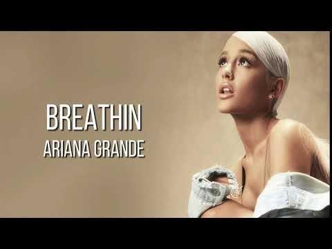 Ariana Grande - Breathin (Ringtone) (2018)