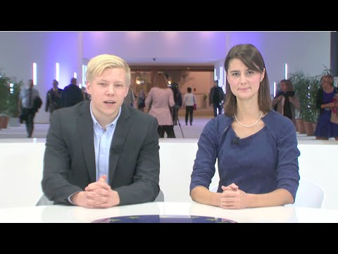 Media Freedom in Europe - Special Edition TV Newscast from the European Youth Media Days (EYMD) 2015