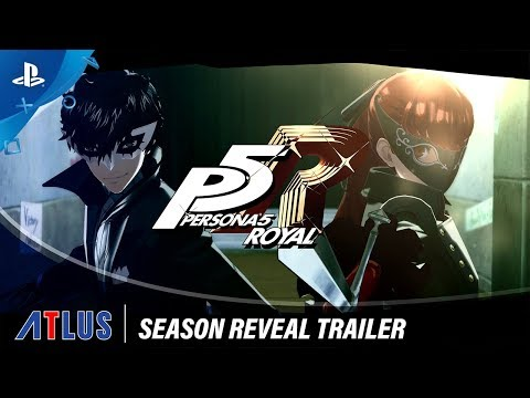 Persona 5 The Royal: Release Date, New Characters, More