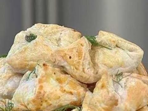 باف باستري بالبروكلي والجبن - منال العالم
