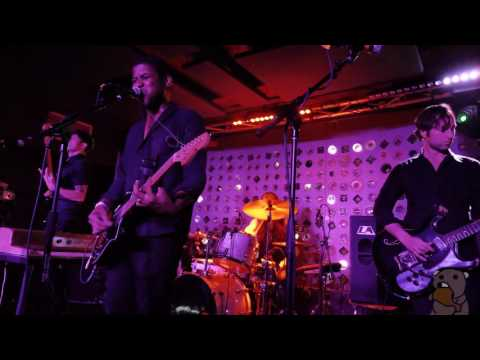 Algiers- The Underside Of Power [4K] (live @ Baby's All Right 7/22/17)