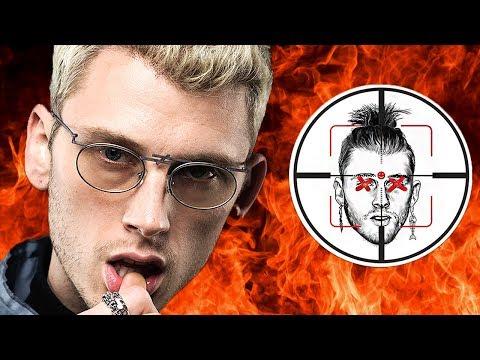Machine Gun Kelly Responds To Eminem KillShot Diss | Hollywoodlife
