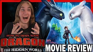 How to Train Your Dragon: The Hidden World – Movie Review