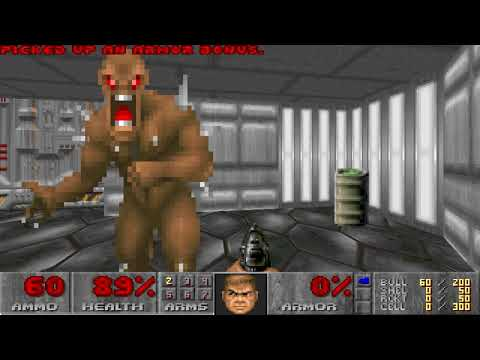 2002 A Doom Odyssey E1M3s Pacifist in 27s by Kyle McAwesome