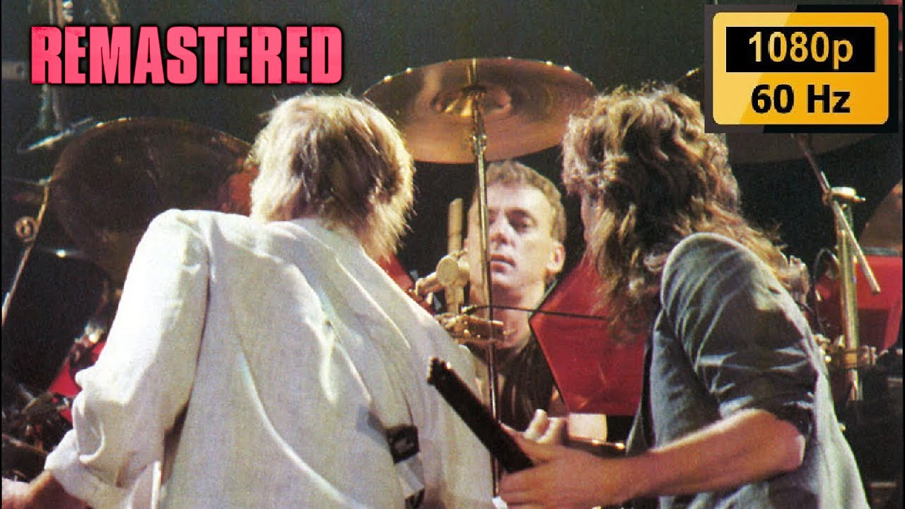 Download RUSH - Closer To The Heart - Live In Toronto 1984 (2021 HD Remaster 60fps)